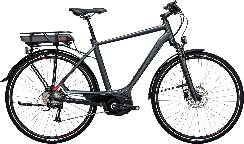 Cube Touring Hybrid 400 E kerékpár