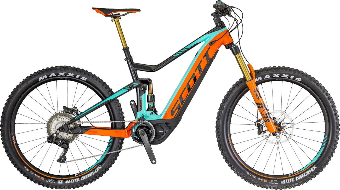 Scott E-Genius 700 Tuned kerékpár