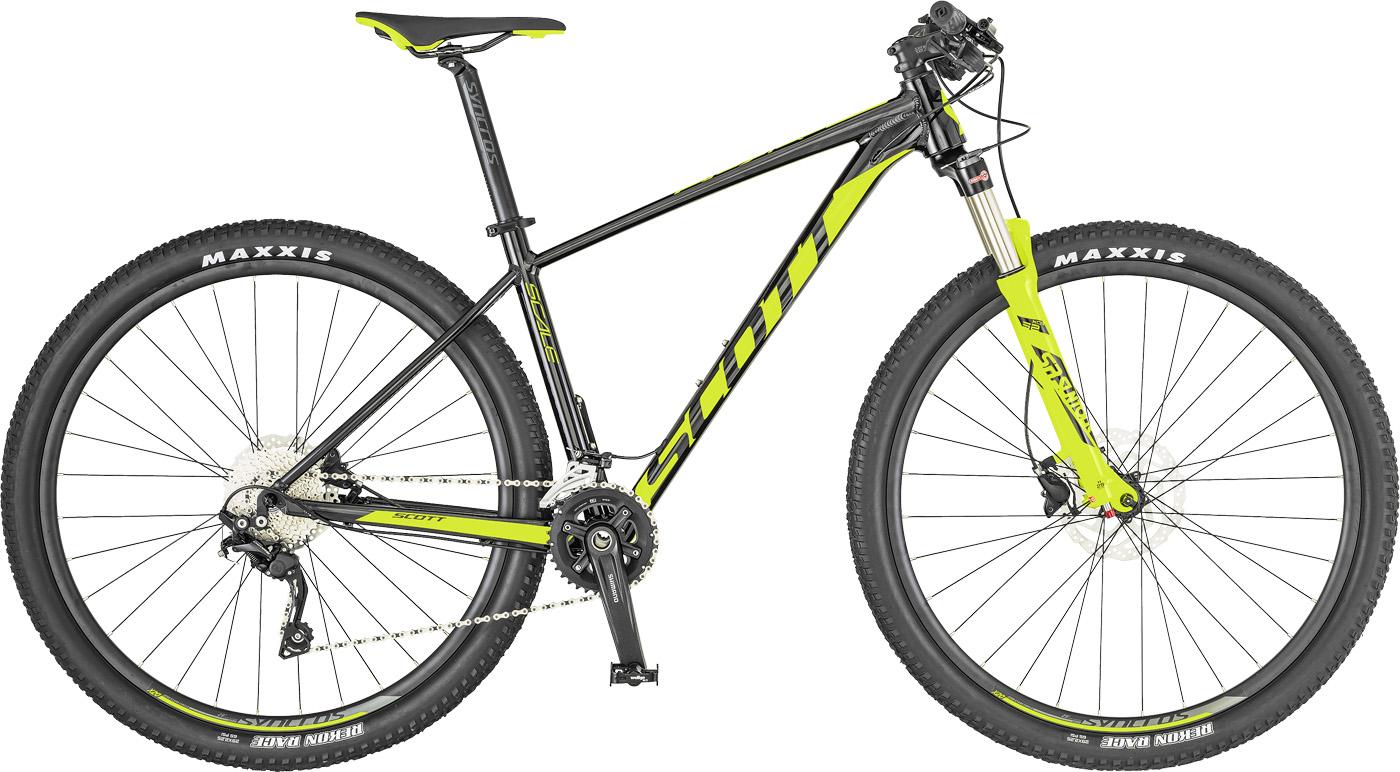 Scott Scale 990 kerékpár