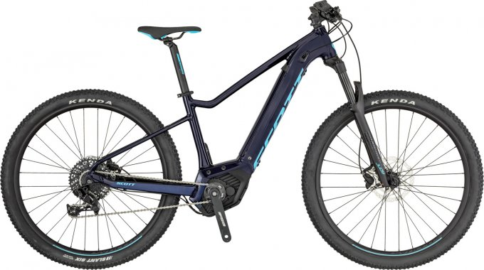 Scott Contessa Aspect eRide 20 bikes