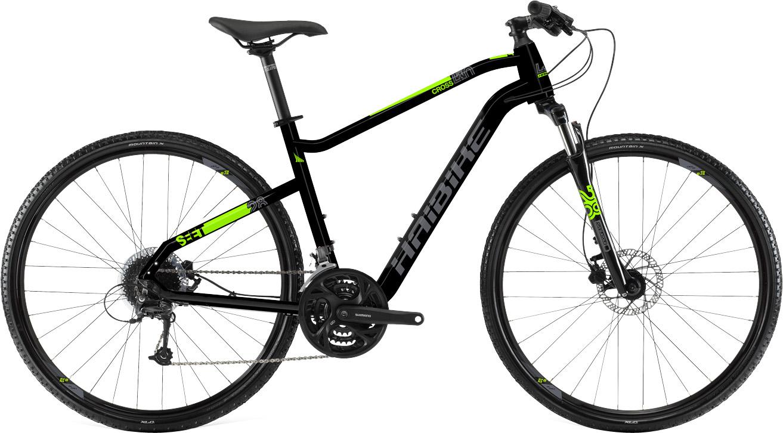 Haibike Seet Cross 4.0 27 kerékpár