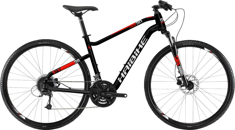 Haibike Seet Cross 2.0 21 kerékpár