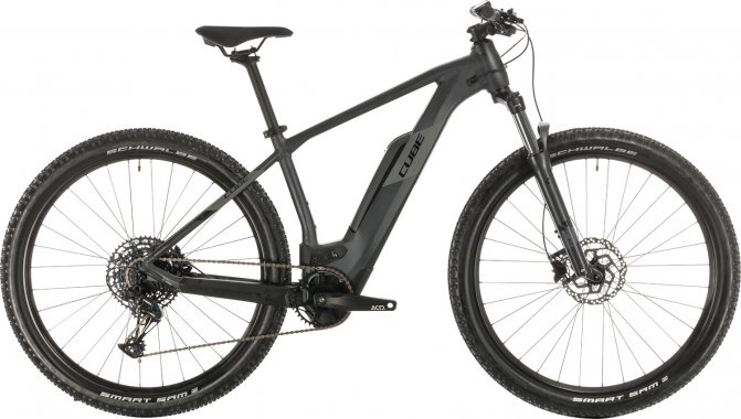 Cube Reaction Hybrid Pro 500 MTB e-bike