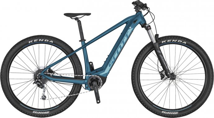 Scott Contessa Aspect eRide 930 bikes