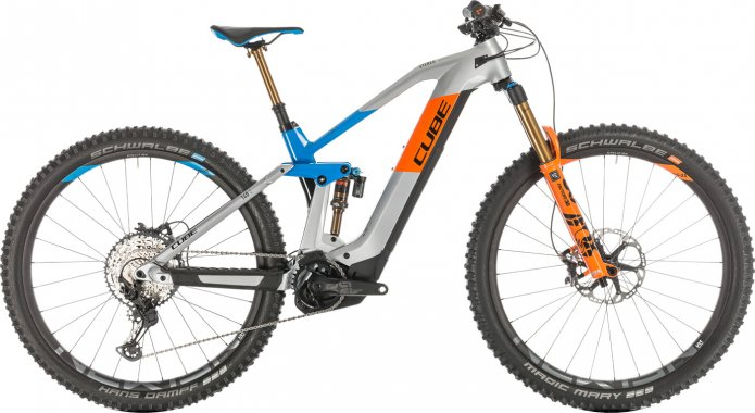 Cube Stereo Hybrid 140 HPC Actionteam e-bike