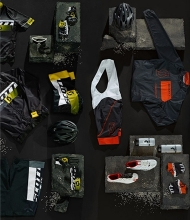 Scott cycling clothing and shoes sale