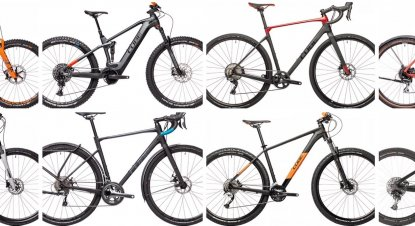 Cube bikes have arrived! Don't miss out!