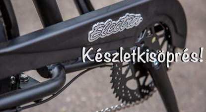 Electra bikes in action!
